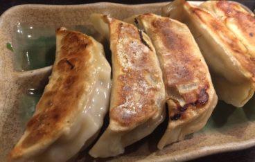 麺や そめいよしの 西荻窪店 焼き餃子