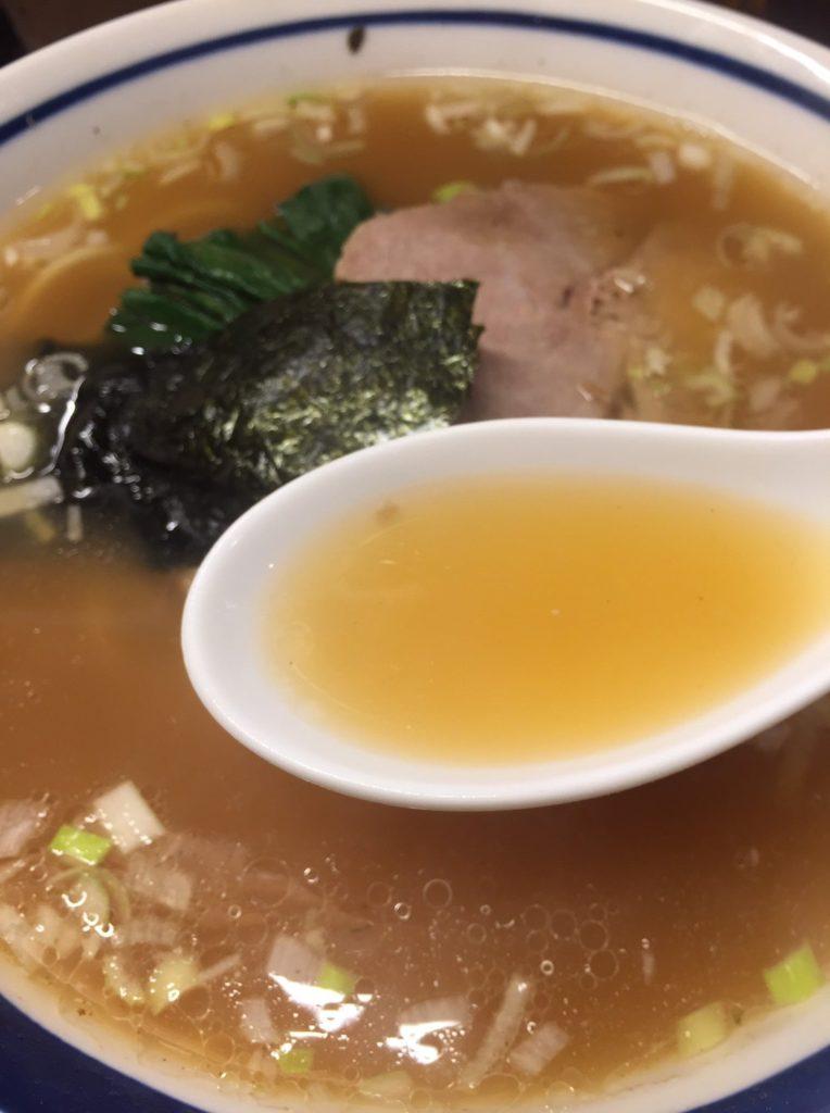 一圓 吉祥寺本店 拉麺3