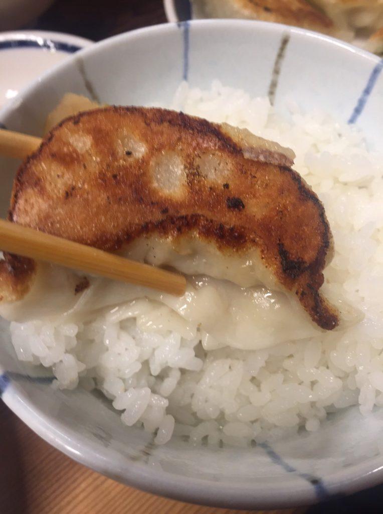 一圓 吉祥寺本店 プラチナ白金豚餃子5