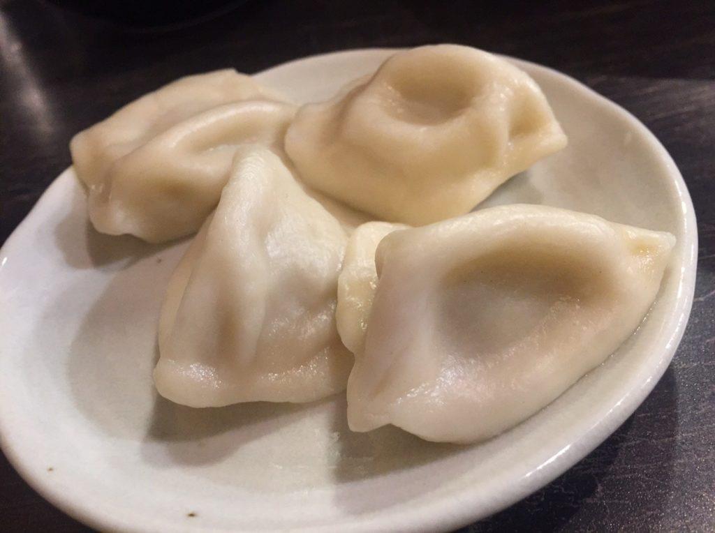 麺や そめいよしの 西荻窪店 水餃子