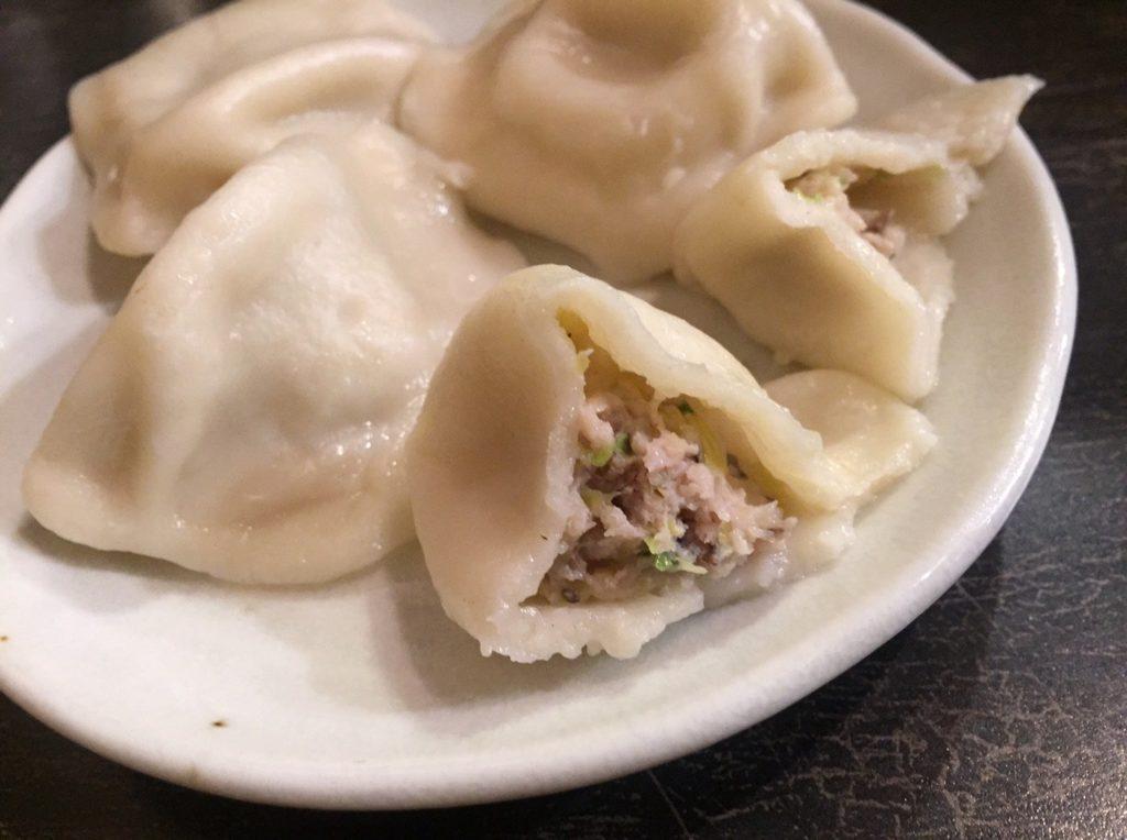 麺や そめいよしの 西荻窪店 水餃子2