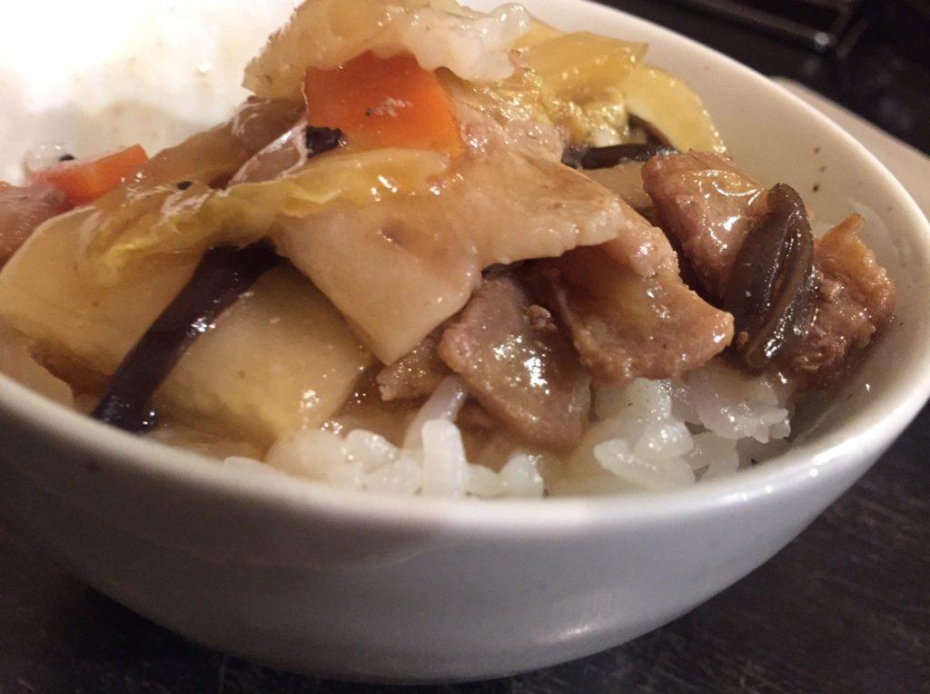麺や そめいよしの 西荻窪店 日替わりご飯2