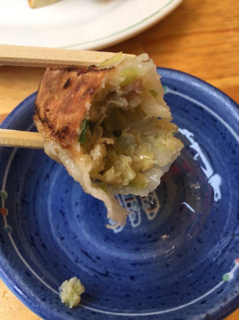 馬さん餃子酒場 上野店 焼き餃子4