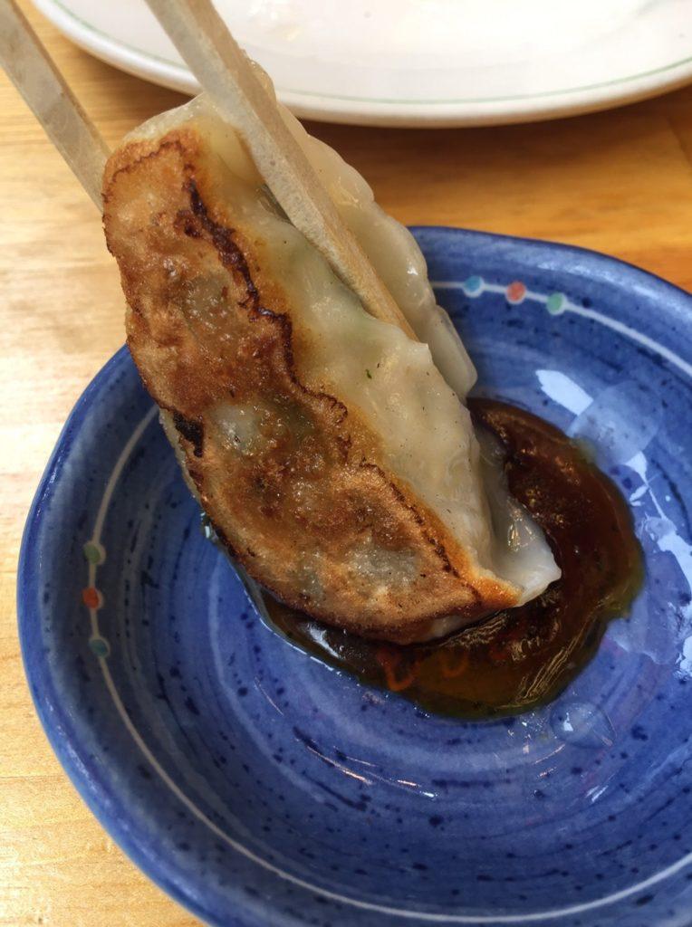 馬さん餃子酒場 上野店 焼き餃子5