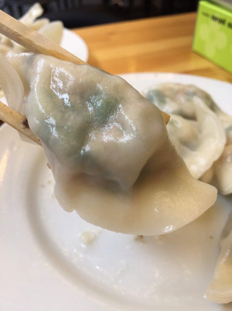 馬さん餃子酒場 上野店 ニラ水餃子5