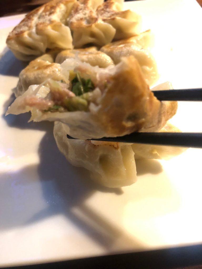阿佐ヶ谷「餃子酒場」 チーズ餃子2